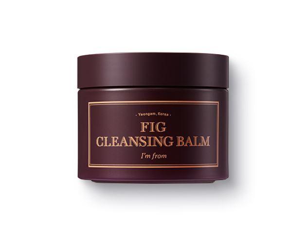 I'm From Fig Cleansing Balm, Очищающий бальзам на основе инжира, 100 гр