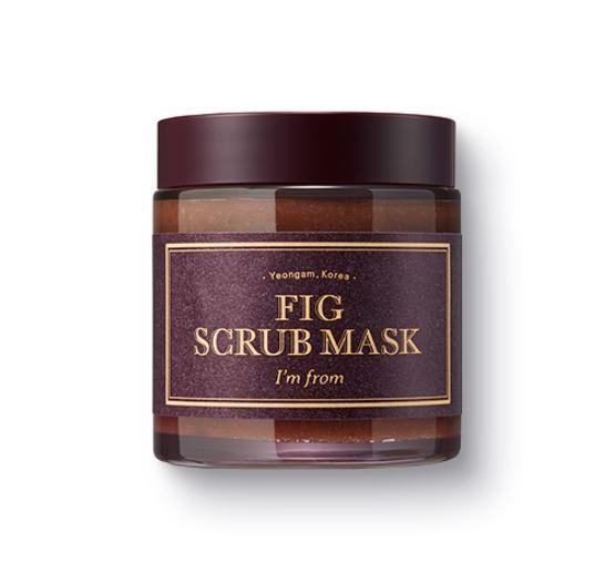 I'm From Fig scrub Mask, Очищающая скраб-маска на основе инжира, 120 гр