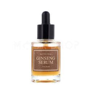 I'm from Ginseng Serum, Антивозрастная сыворотка на основе женьшеня, 30 мл
