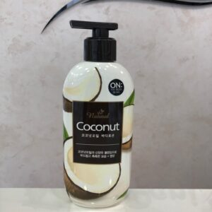 On:The Body Coconut oil body lotion, Лосьон для тела кокос, 400 мл