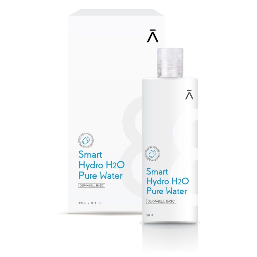 Dermabell H2O Pure Water, Гиалуроновый тонер для увлажнения, 350 мл
