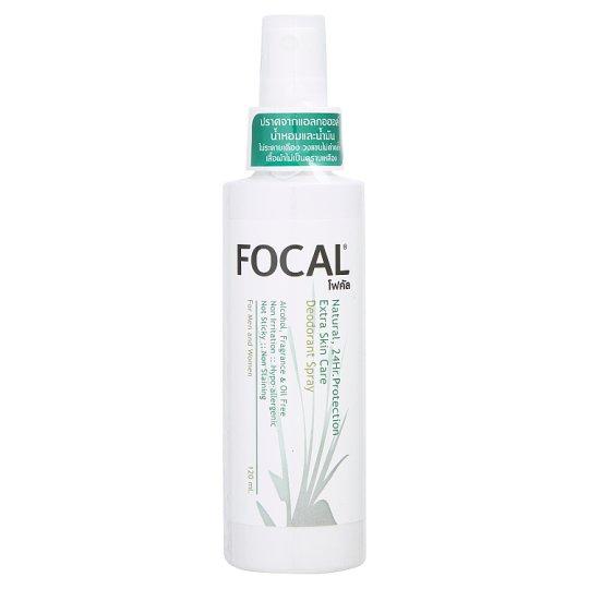 Focal Натуральный дезодорант-спрей, 60 мл