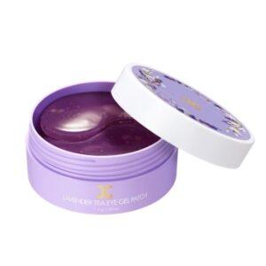 Jay Jun Lavender Tea Eye Gel Patch, Патчи для зоны вокруг глаз с лавандой, 60 шт
