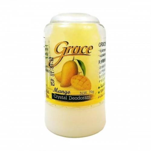 Grace Дезодорант-кристалл с ароматом Манго