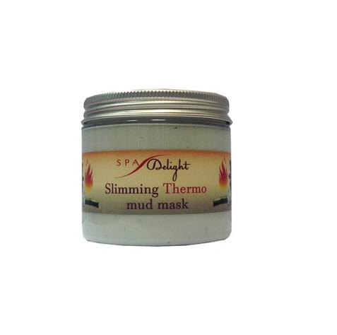 Aroma Spa  Термо-маска для похудения (на грязи Мертвого моря), 250 мл
