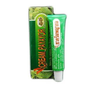 Крем против герпеса Payayor от Abhai Herb, Cream Payayor Relieve  Herpes Virus, 10 гр