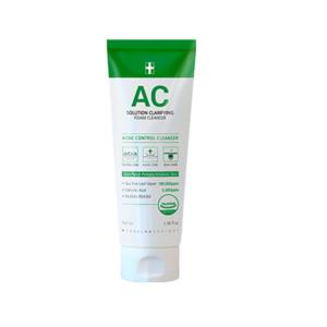 1004 Laboratory AC Solution Clarifying Foam Cleanser, Пенка для проблемной кожи, 100 мл