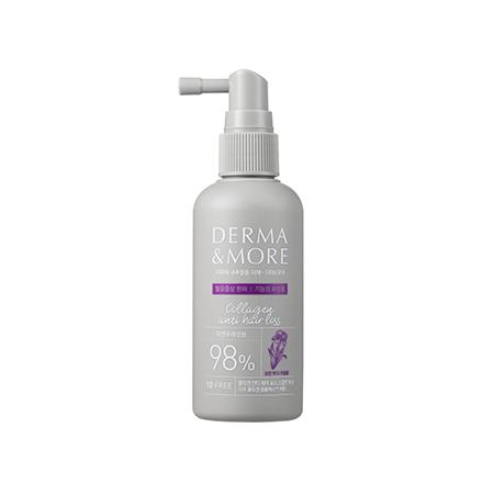 Derma & More Collagen Anti Hair Loss, Тоник против выпадения волос, 100 мл