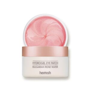 Heimish Bulgarian Rose Water Hydrogel Eye Patch, Патчи для глаз с болгарской розой
