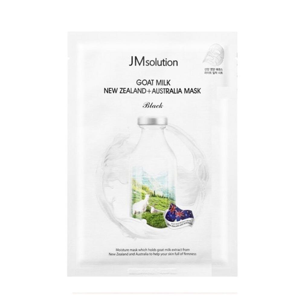 Jmsolution Goat Milk New Zeland+Australia Mask, Тканевая маска основе козьего молока, 1 шт