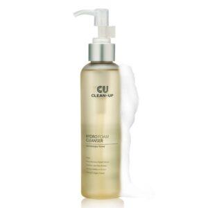CU Skin Clean-UP Hydro Foam Cleanser, Увлажняющая пенка для умывания для чувствительной кожи