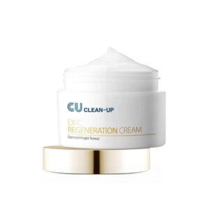 CU Skin EX-C Regeneration Cream, Обновляющей крем для чувствительной кожи
