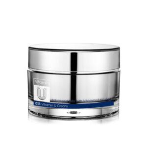 CU skin CU:VITAMIN U Cream, Антивозрастной крем с витамином U, 50 гр