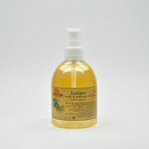 "Aroma-Spa  Масло для тела и массажа ""Можжевельник"", 300 мл"