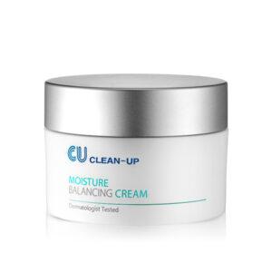 CU SKIN CLEAN-UP Moisture Balancing Cream, Интенсивный балансирующий крем