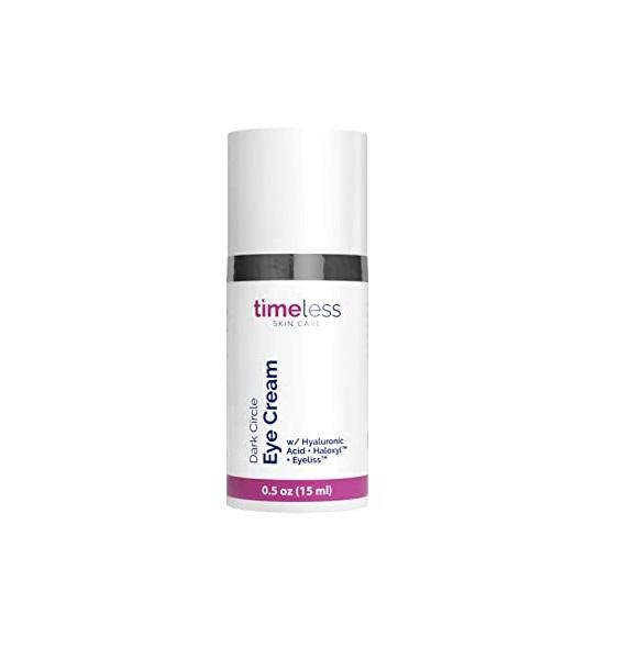 Timeless skin care Dark Circle Eye Cream, Крем для глаз против темных кругов, 15 мл