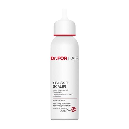 Dr. Forhair Пилинг для кожи головы с частицами из соли мертвого моря, 200 мл