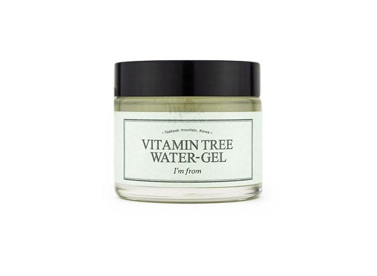 I'm From Vitamin Tree Water-Gel, Витаминный увлажняющий гель для лица, 75 мл
