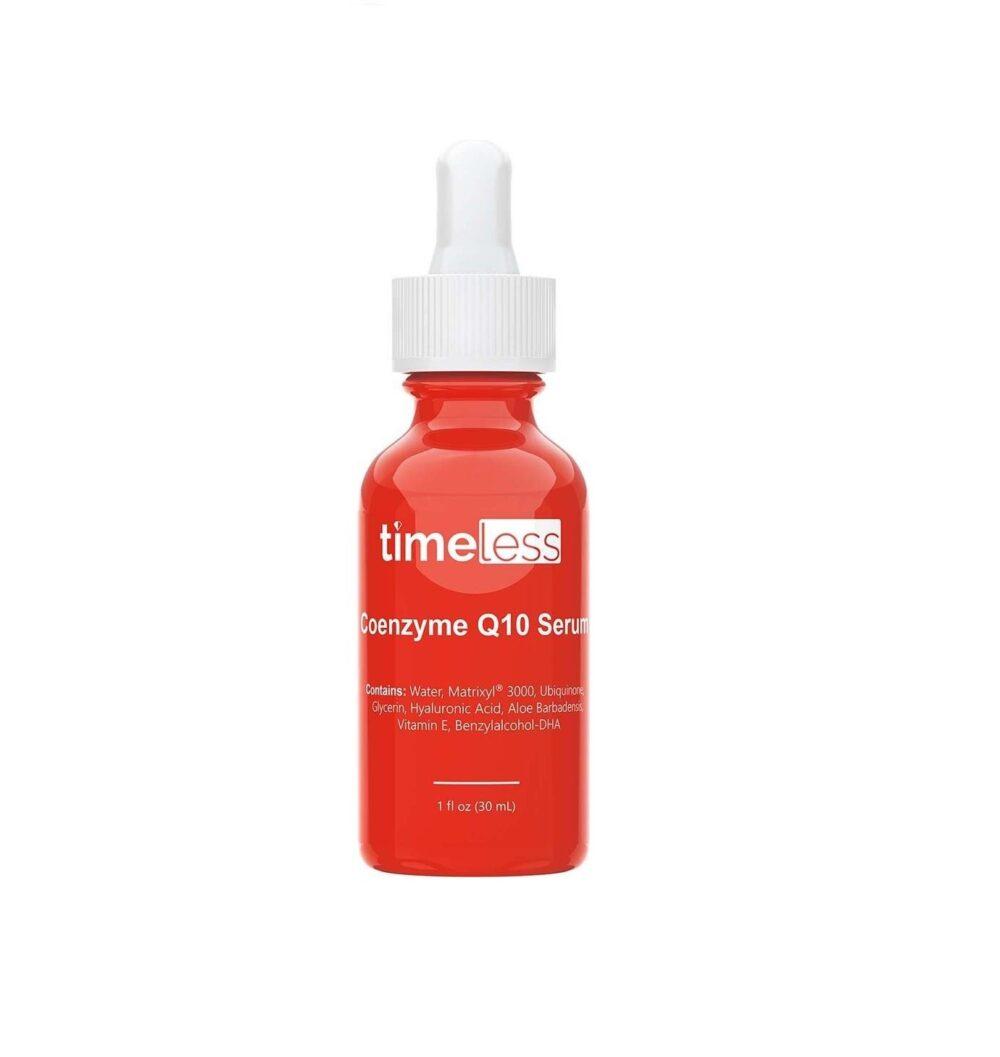 Timeless skin care Coenzyme Q10 serum, Сыворотка коэнзим Q10, 30 мл