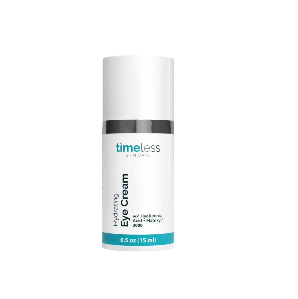 Timeless skin care Hydrating Eye Cream, Увлажняющий крем для кожи вокруг глаз, 15 мл