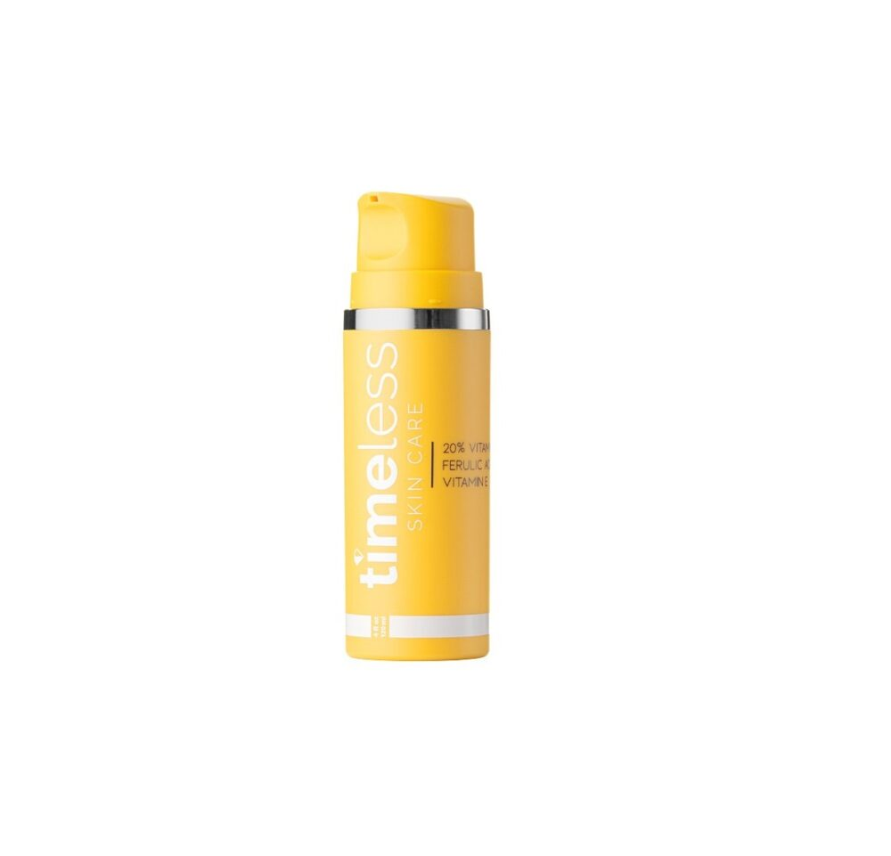 Timeless skin care 20% Vit.C+E Ferulic Acid serum, Сыворотка с вит. С+Е и феруловой кислотой, 30 мл
