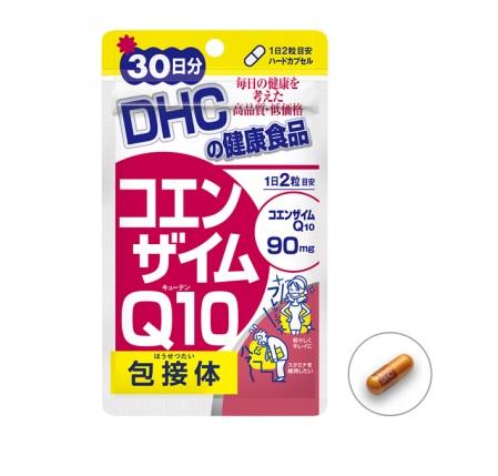 DHC Коэнзим Q10, 60 капсул