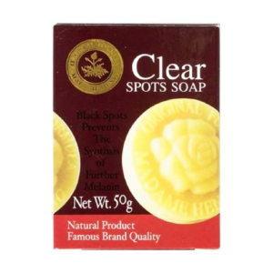 Madame Heng Clear spots soap Мыло против пигментации. 50 гр