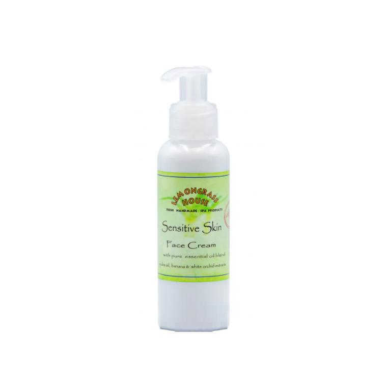 Крем для лица «Для чувствительной кожи», 120 гр