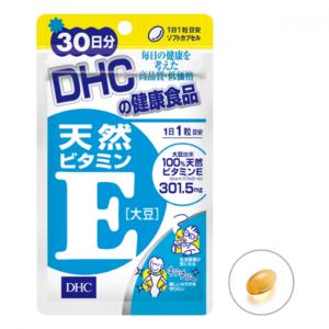 DHC Витамин Е, 30 капсул