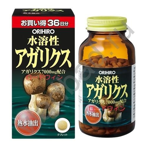 Orihiro Агарик, 432 таблетки