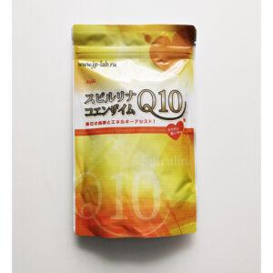 Algae Спирулина с коэнзимом Q10, 1200 таблеток