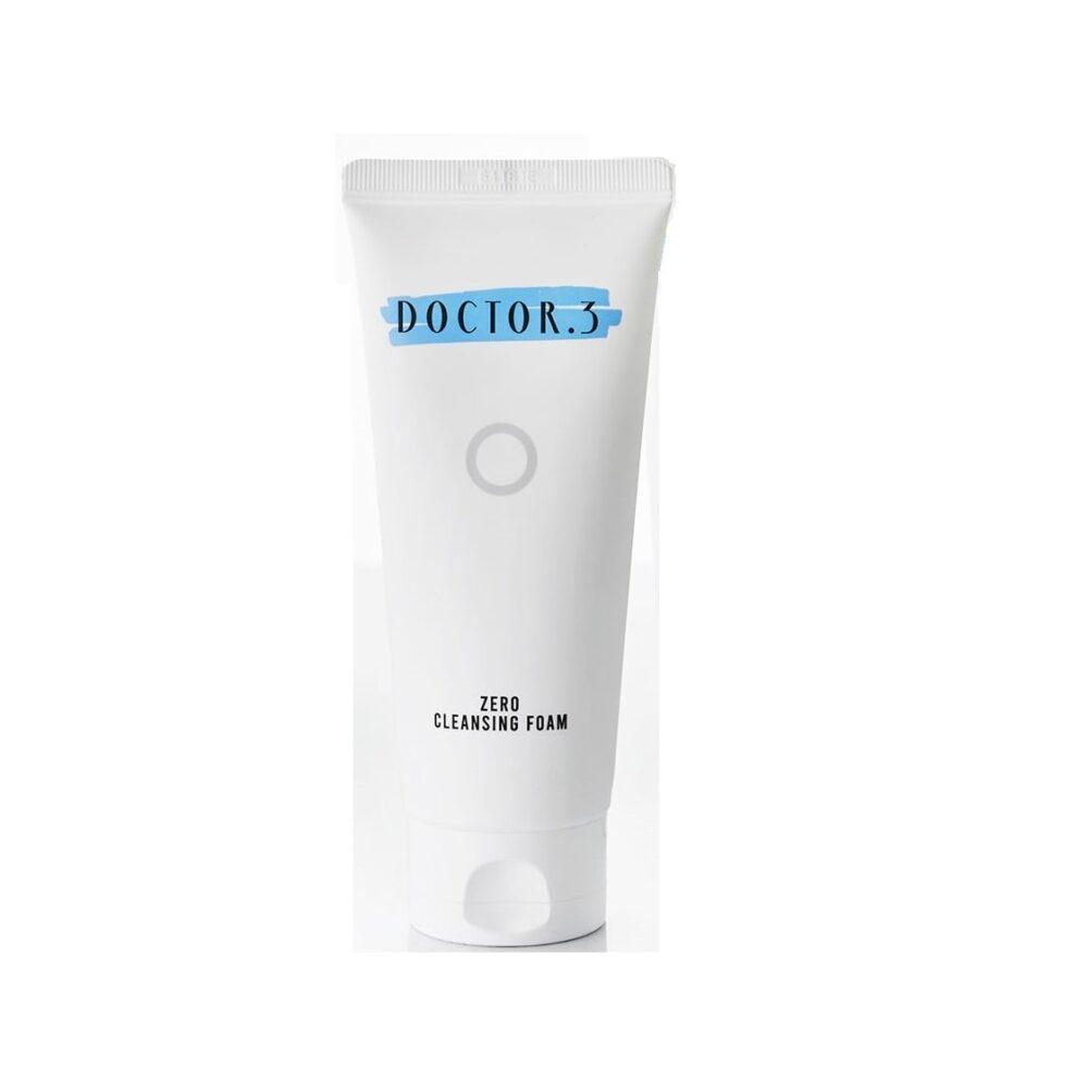 Doctor.3 Hi-Moisture Zero Cleansing Foam, Пенка для умывания для проблемной кожи, 150 мл