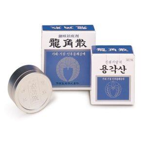 Yonggaksan powd Корейское народное средство от кашля и бронхита, 55 гр.