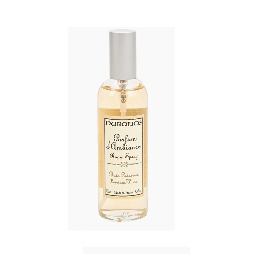 DURANCE Parfume d`Ambiance Precious Wood, Спрей для дома Драгоценное дерево,100 мл