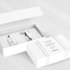 WellDerma Sapphire collagen set, Сэт из сыворотки с морским коллагеном и роллера 14375