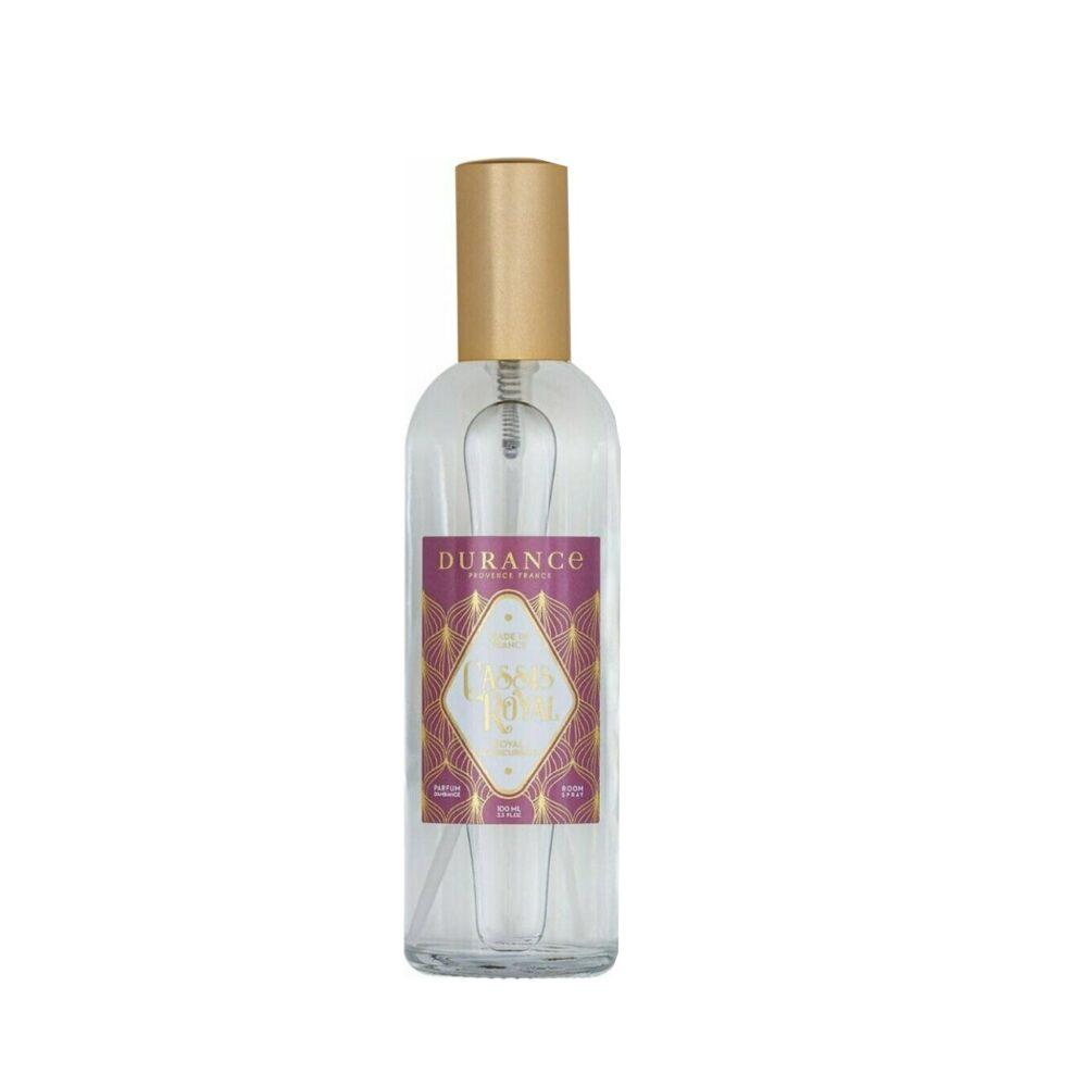 DURANCE Parfume d`Ambiance Royal blackcurrant, Спрей для дома Королевская черная смородина, 100 мл