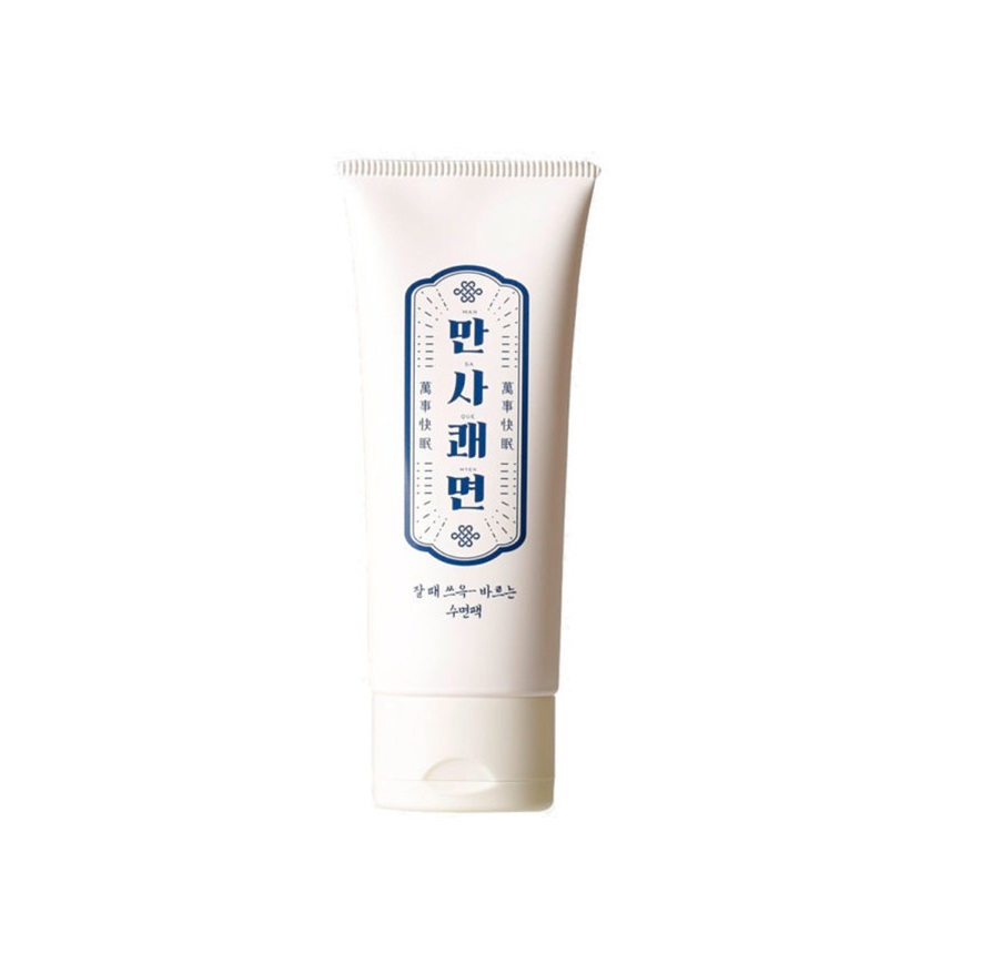 Manyo Factory Man Sa Que Myeon Sleeping Cream, Ночной крем для лица, 80 мл