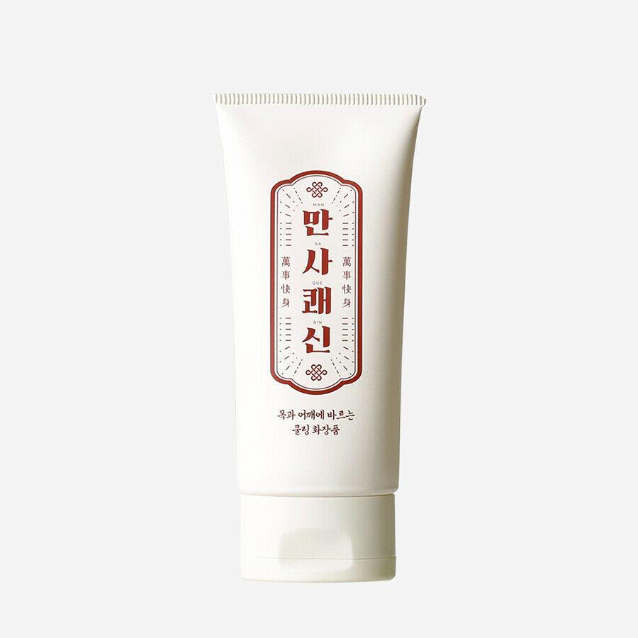 Manyo Factory Man Sa Que Sin Neck and Shoulder Cream, Крем для тела, 100 мл