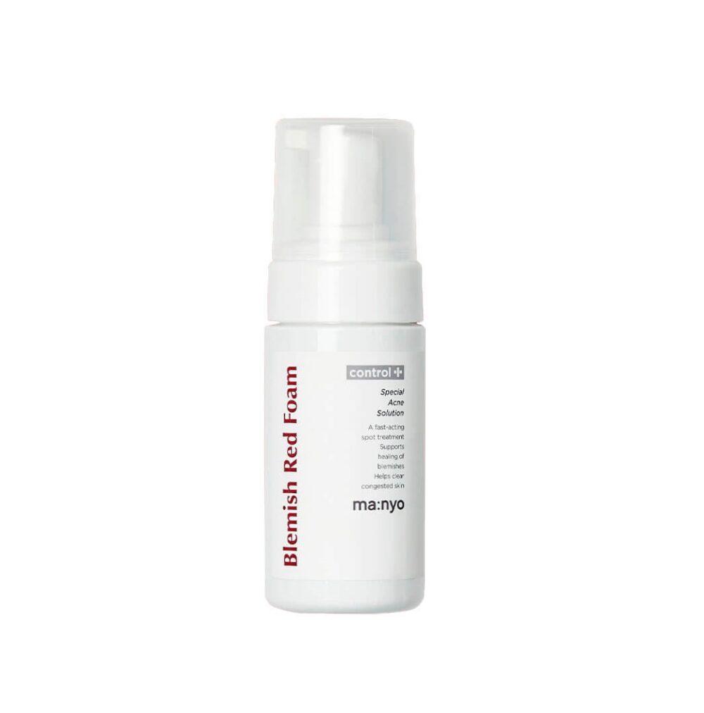 Ma:nyo Blemish Red Foam, Кислородная пенка для проблемной кожи, 100 мл