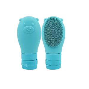 Wellderma Gomdochi Foam Cleanser Cooling, Пенка для умывания охлаждающая с силиконовой щеточкой, 60 мл