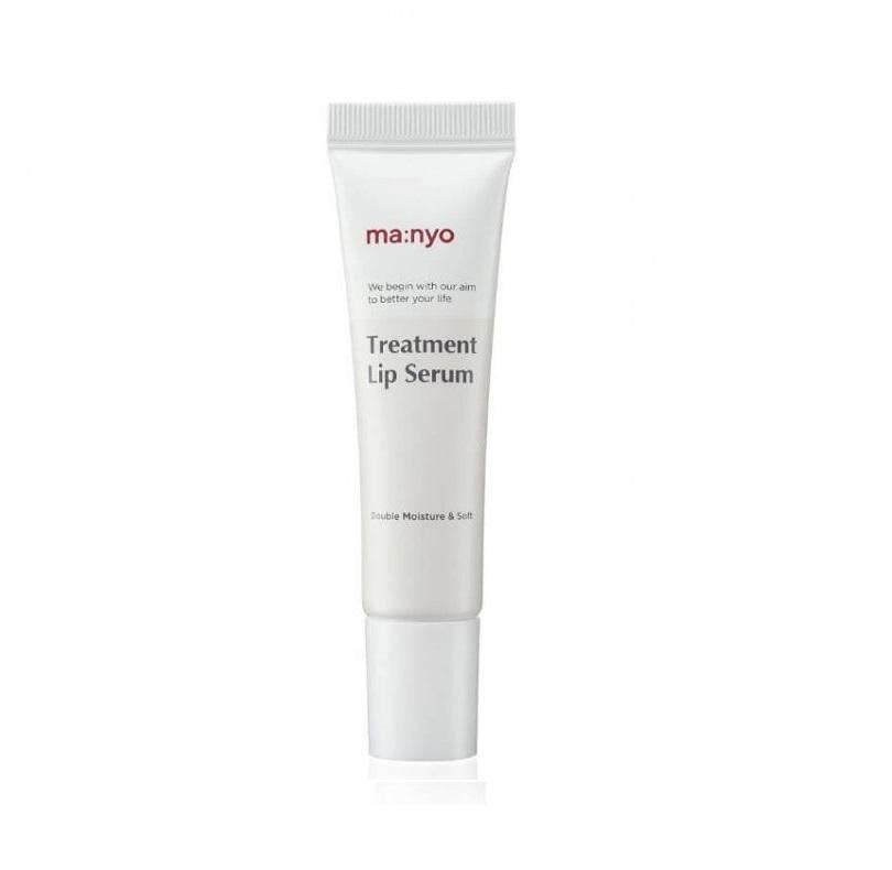 Ma:nyo Treatment Lip Serum, Восстанавливающая сыворотка для губ с керамидами, 10 мл