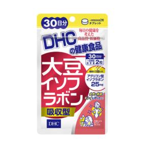 DHC Изофлавоны сои на 30 дней, 60 таблеток