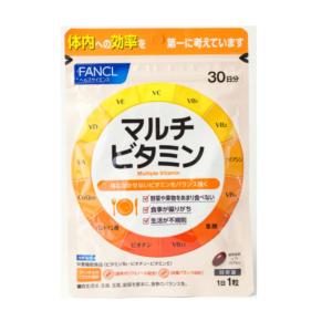 FANCL Мультивитамины, 30 капсул