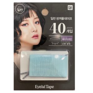 Eyelid Tape, Лифтинг полоски для век, 40 шт
