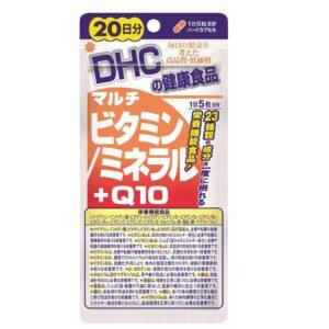 DHC Мультиминералы + Q10, 20 дней