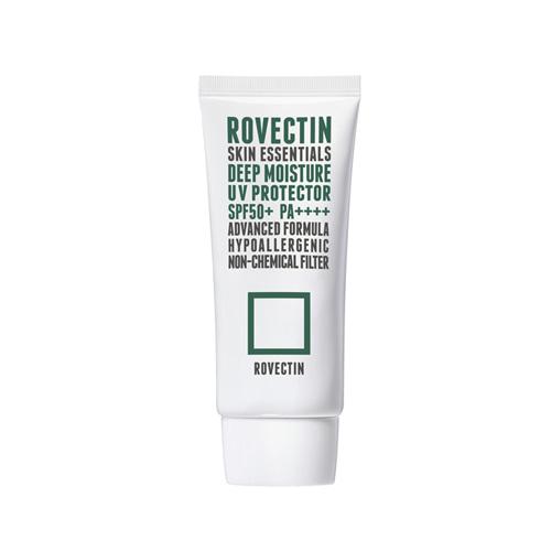 Rovectin Skin Essentials Deep Moisture UV SPF50+ PA++++, Солнцезащитный крем для чувствительной кожи, 50 мл