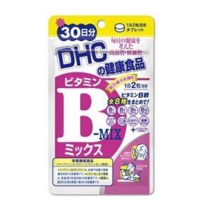 DHC Витамины B mix на 30 дней, 60 таблеток