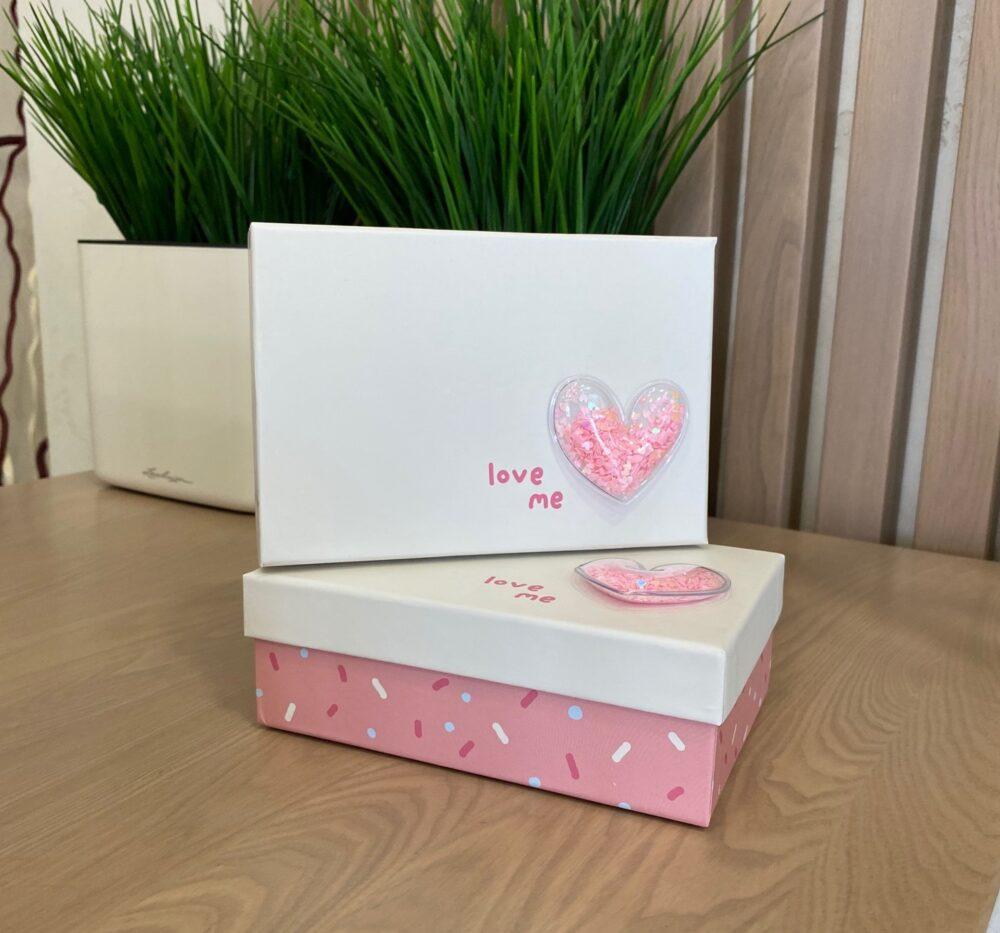 Подарочная коробка 16*10 см