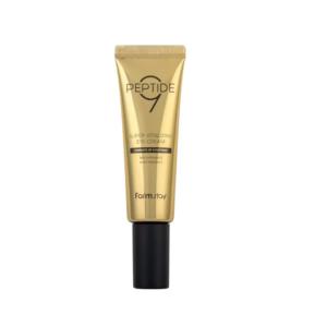 Farm Stay Peptide 9 Super Vitalizing Eye Cream, Крем для глаз с пептидами, 50 мл