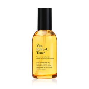 Tiam Vita Refre-C Toner, Тонер с витамином С, 100 мл